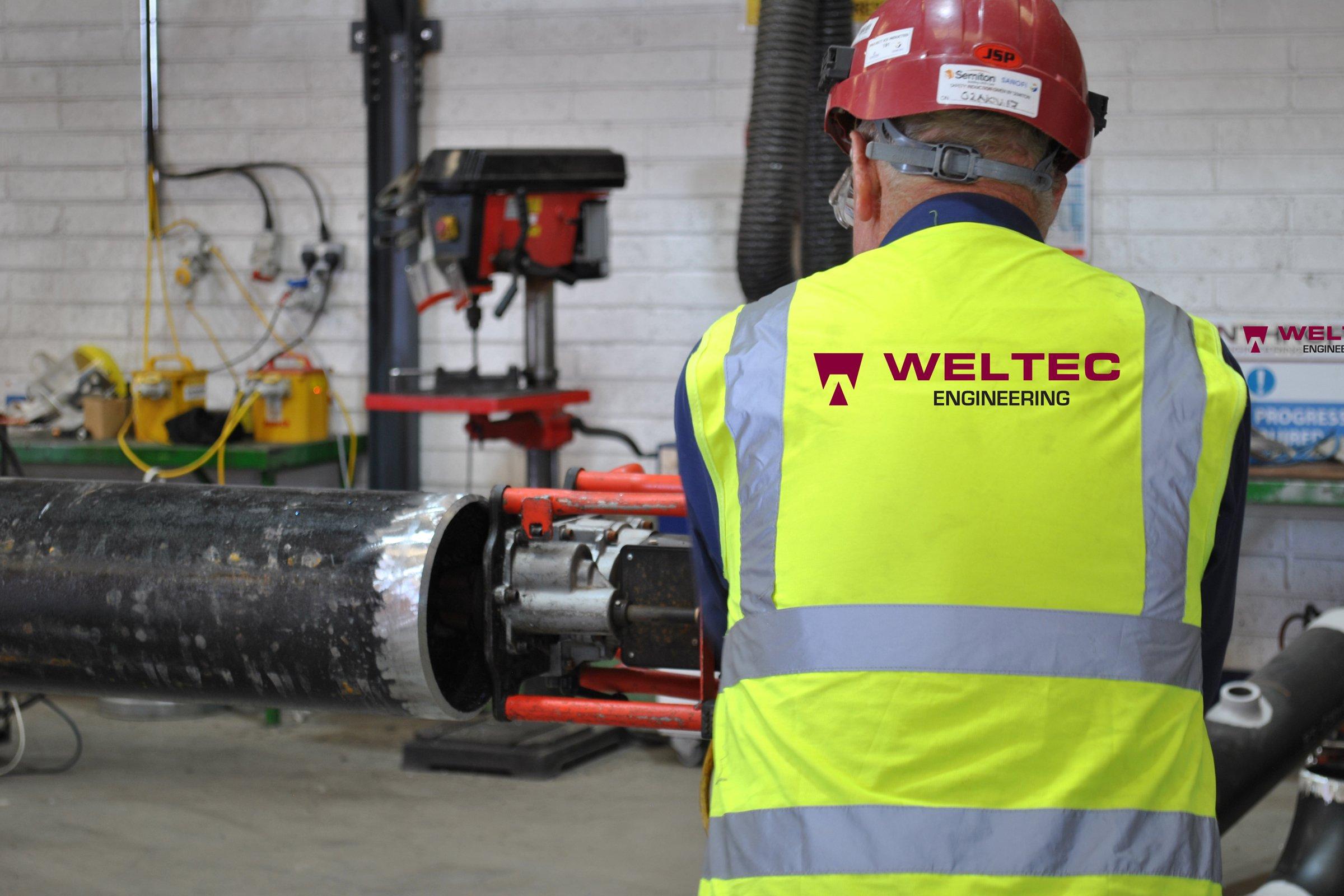 Weltec Carbon Steel Workshop