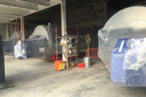 Glanbia Wex Boiler